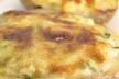 Frittata met aardappel, knolselderij en katenspek recept
