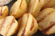 Kipvleugeltjes met Portugese aardappelen recept