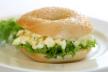 Pittige garnaal vs eiersalade recept