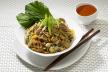 Laksa udang (garnalen in bouillon en kokosmelk) recept