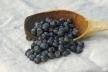 Kwarkmousse met blauwe bessen voor buffet recept