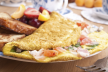 Boerenomelet recept