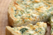Broccoli-geitenkaas quiche recept