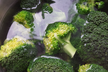 Broccoli met mais en waterkastanjes recept