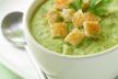Rettich, broccolisoep met gerookte kip recept