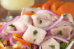 Ceviche chileno (basic) recept