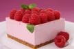 Frambozen-cheesecake  (zonder bakken) recept