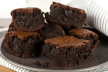 Brownies met pure chocolade recept