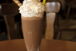 Choco milkshake recept
