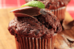 Super chocolade muffins recept