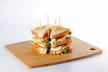 Tonijn clubsandwich recept