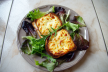 Croque met geitenkaas recept