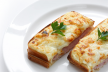 Croque-monsieur voor 2 personen recept
