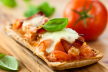 Crostini mozzarella recept