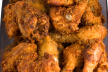 Hot chicken wings recept