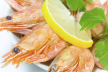 Gamba's in spek recept