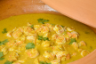 Garnalen curry recept
