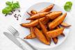 Roergebakken zoete aardappel recept