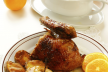 Eendenborst met hete Sinaasappelsaus recept
