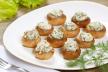 Gevulde champignons met ham recept