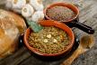 Moongh dal (Groene linzen) recept