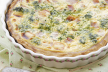 Ham-spinazie quiche recept