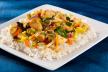 Tofu-koolschotel met rijst recept