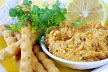 Hummus en variatie recept