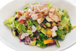 Gerookte kip salade met honing mosterd dressing recept