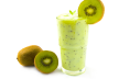 Kiwi-munt smoothie recept