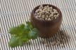 Korianderpesto met verse spinazie recept
