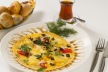 Omelet met nasi kruiden recept