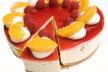 Nectarine-slagroomtaart zonder oven recept