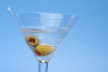 Wodka - martini  (shaken, not stirred) recept