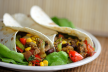 Veggie wraps recept