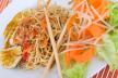Woknoedels met gehakt en groente recept
