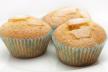 Muffins met rabarbervulling recept