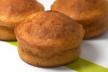 Eiermuffins met kaas en bacon recept