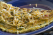 Omelet rolletje recept