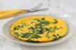 Dadar telor undang karang (omelet met kreeft, rookspek en ham) recept