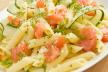Salade met gerookte zalm recept