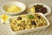 Tagliatelle met champignons en witlof recept