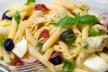 Pastasalade met zalmfilet recept