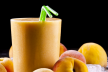 Perzik milkshake recept