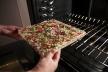 Plaatpizza vleeswaren recept