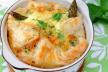 Quiche met groene asperges en lavas recept