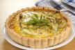 Vega aardappel/prei-schotel recept