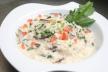Risotto met spinazie en kip recept