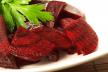 Chips van rode bieten recept