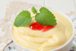 Chipolatapudding met rum recept